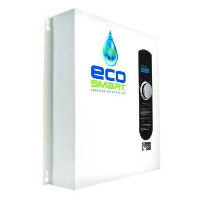 EcoSmart ECO-27 Tankless Water Heater Review